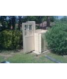 """Puerta simple """"44-66mm"""""""