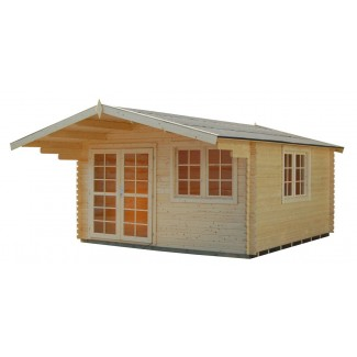 Caseta de jardin  SENDY 4