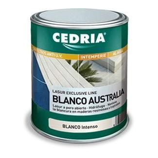 CEDRIA BLANC AUSTRALIA  , POT DE 4L
