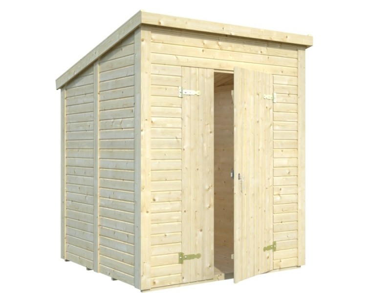 Trasteros de madera leif 3 1 m2 for Trasteros de madera