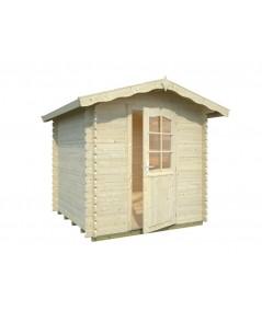 """Caseta de jardín """"VIVIAN 3.8 m2"""""""