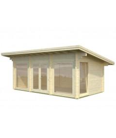 "Casa de madera ""HEIDI 19,7 m2"""