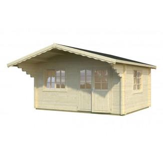 """Caseta de jardín """"LINA 4x4"""""""
