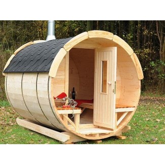Camping Barril 2.4  PLUS