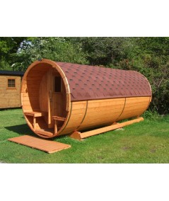Camping Barril 4.5 PLUS Tratado