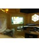 "Caseta de madera ""Grill Cabin 4.5"""