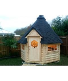 "Caseta de madera ""Grill Cabin 6.9"""
