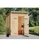 Trastero de madera LEIF 3,1 m2
