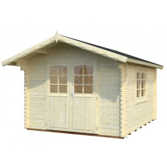 "Caseta de jardín ""SALLY 10.2 m2"""