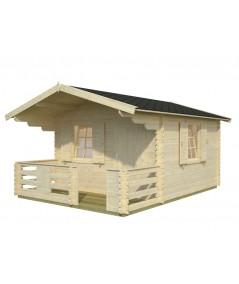 "Caseta de jardín ""SYLVI 10.4 + 4.2 m2"""