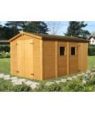 Trastero de madera DAN 10 m2