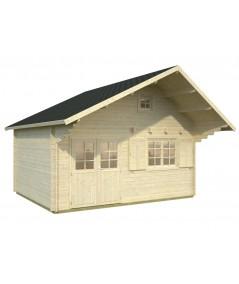 """Casa de madera """"EMILY 28,8 m2"""""""