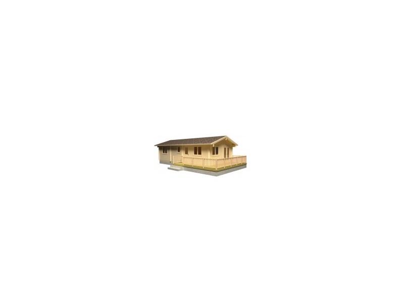 """Casa de fusta """"MOLLY 2"""""""