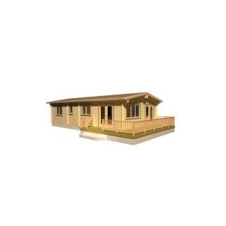 """Casa de madera """"MOLLY 3"""""""