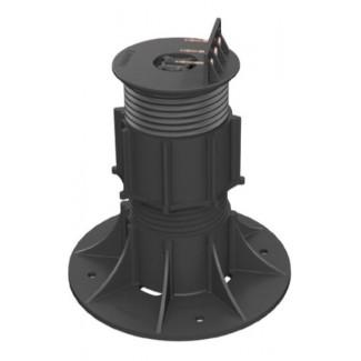 Soportes regulables con cabezal autonivelante,  205-345  mm