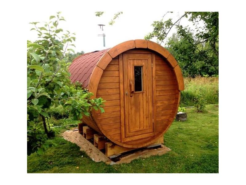Sauna barril 2 4 - Productos para sauna ...