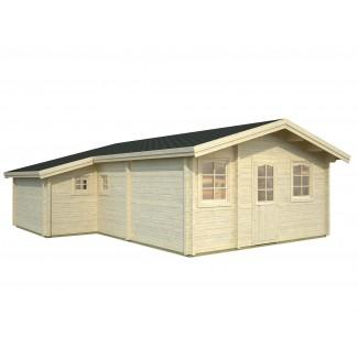 "Casa de madera ""SUNNY"""