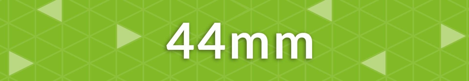 Grosor 44 mm