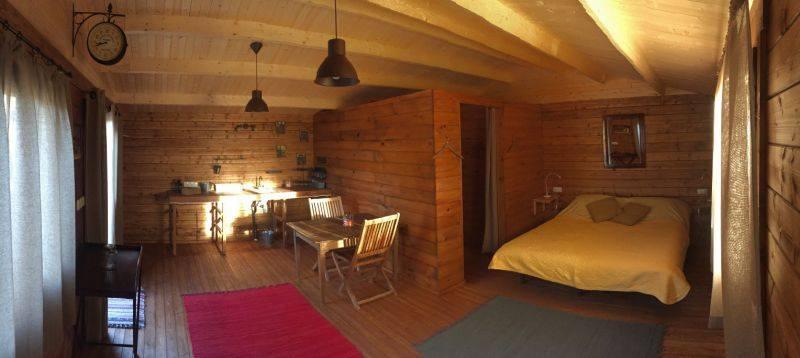 Caseta de madera ALTEA 6X6