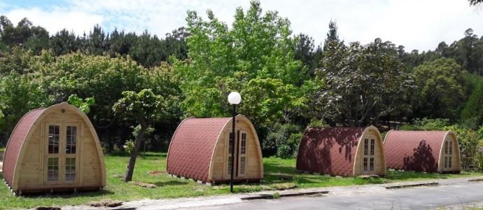 Montaje Camping Pods 4.0 en Camping