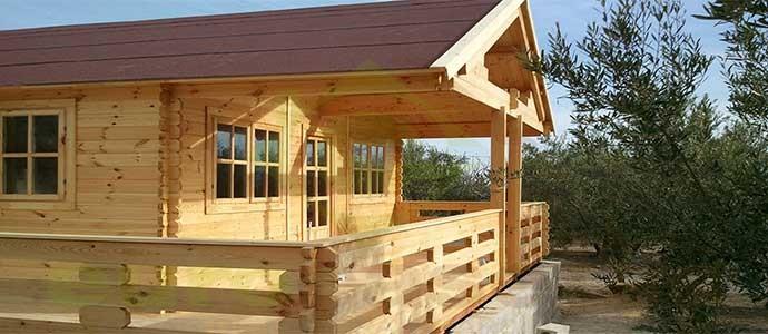 Montaje Casa de madera