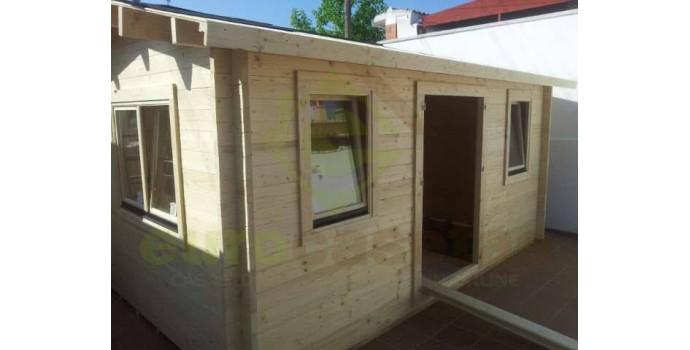 Caseta de madera jardin compra online reserva online for Casetas exterior baratas