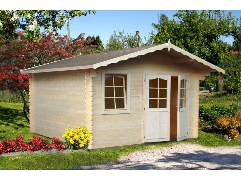 Caseta de jardín EMMA 1