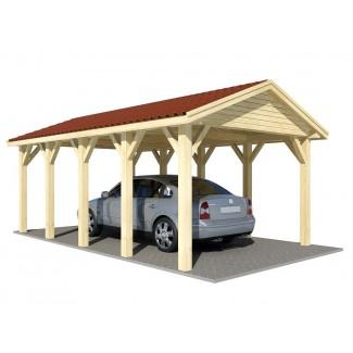 """Carport de madera """"CLASSIC""""  - 3x6"""