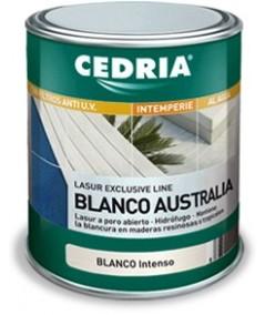 CEDRIA  BLANCO  AUSTRALIA  bote 4l