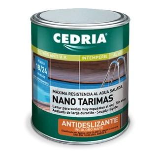 CEDRIA NANO TARIMAS , BOTE 4 L