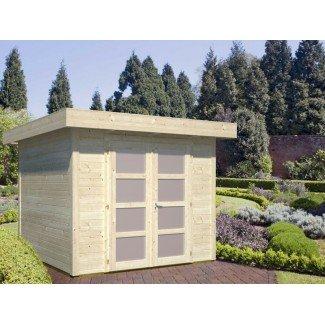 Caseta de jardín  LARA 6 m2