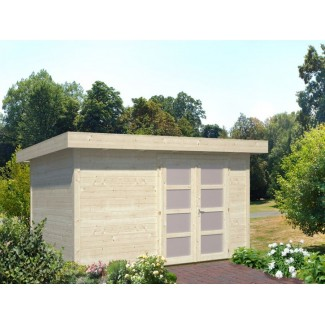 Caseta de jardín  LARA 8,4 m2