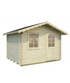 "Caseta de jardín ""LAURA 6.9 m2"""