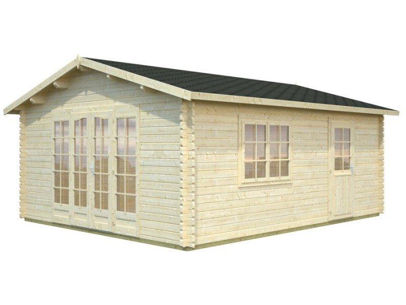 """Casa de madera """"IRENE 19 m2"""""""