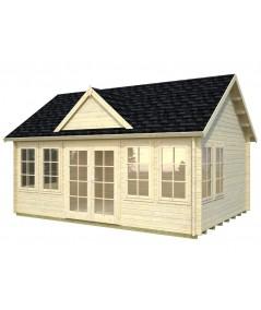 "Casa de jardín ""CLAUDIA 19,4 m2"""