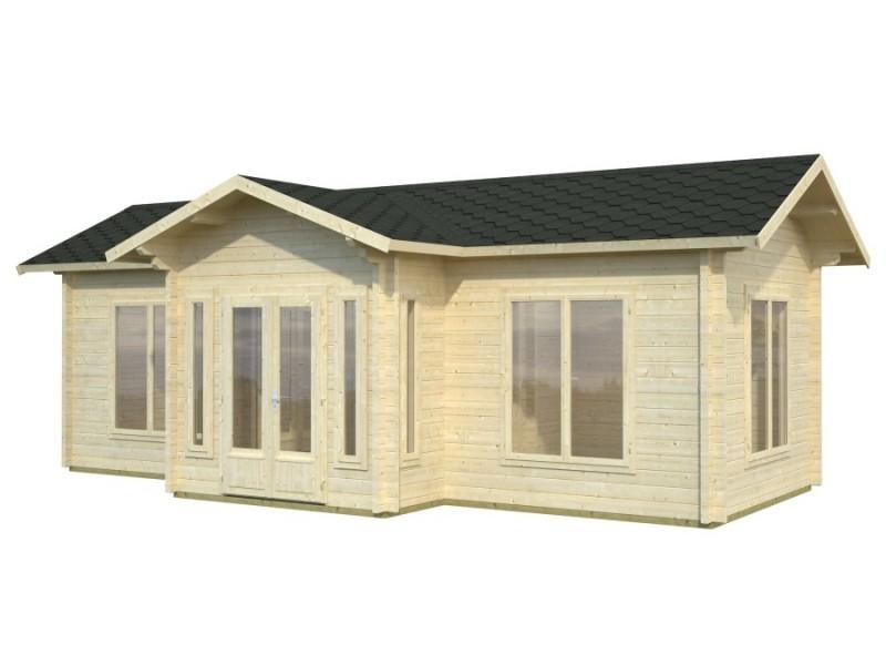 """Casa de fusta """"PENELOPE"""""""
