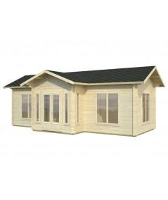 "Casa de madera  ""ANNA 26,8 m2"""
