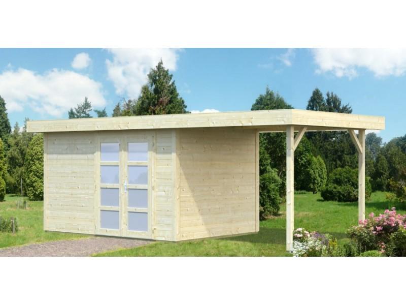 Caseta de jardín  LARA 8,4 + 5,9  m2