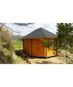 Casa de jardí LISETTE