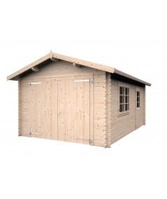 """Garatge de fusta """"TONY"""""""