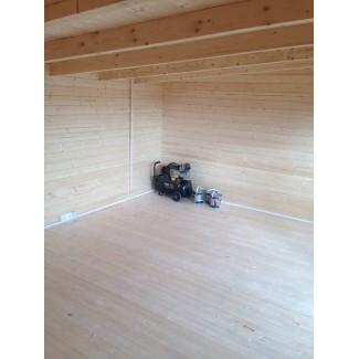 Caseta de jardín LISA 19,4 m2