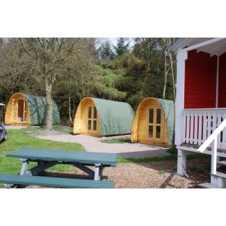 Camping Pod 2.4 x 3.0 m  TRATADO