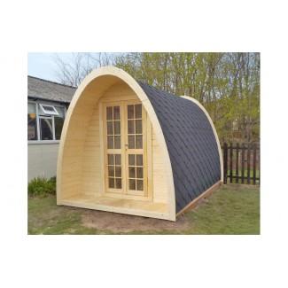 Camping Pod 2.4 x 3.5 LUXURY