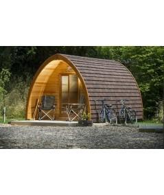 Camping Pod 4.8 LUXURY