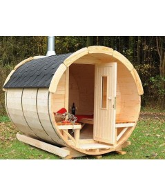 Camping Barril 2.4  PLUS  Tratado