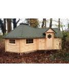 """Caseta de madera """"Grill Cabin 9.2 PLUS"""""""