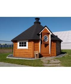 """Caseta de madera """"Grill Cabin 16.5 PLUS """""""