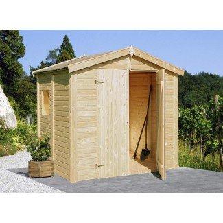 Trastero de madera   DAN 4,5 m2