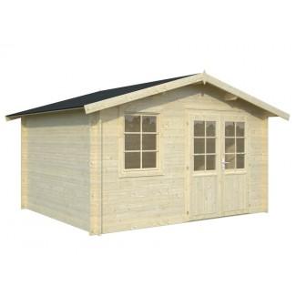 """Caseta de jardín """"KLARA 10.4 m2"""""""
