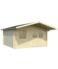 """Caseta de jardín """"BRITTA 14.6 m2"""""""